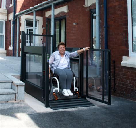 blackpool carers centre gets new lift independent living