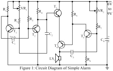 Simple Warning Alarm Engineering Projects