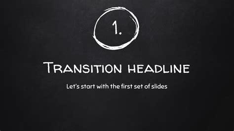 chalkboard powerpoint template blackboard  design