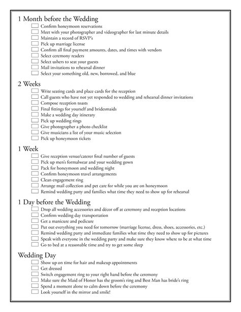 the knot wedding registry photo bridal shower gift checklist wedding image