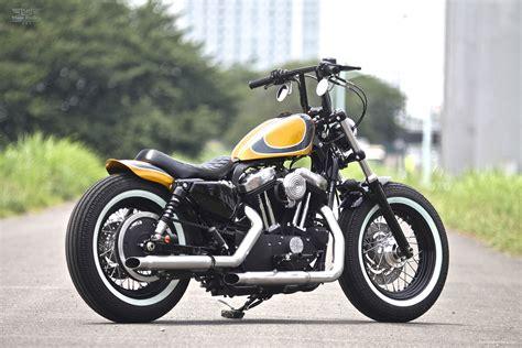 Harley Sportster Bobber Chopper