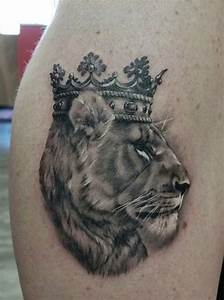 Information About Lioness Crown Tattoo Yousenseinfo