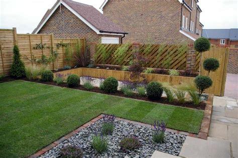 Ideas For New Builds by Garden Design Ideas New Build Contemporary Gardens New