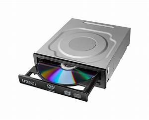 LiteOn DVD-RW 24x PC Internal SATA Optical Drive Device ...
