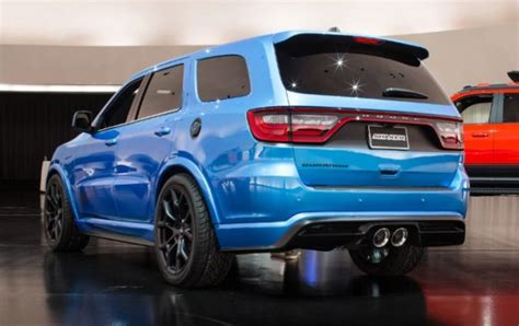Dodge Size Suv 2020 by 2020 Dodge Durango Redesign Release Date 2020 2021