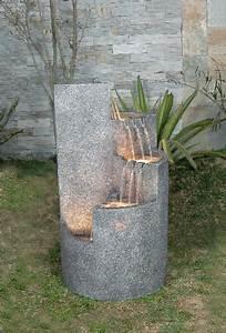 Maulwurfbekämpfung Im Garten : runder brunnen mit granit effekt 239 99 ~ Michelbontemps.com Haus und Dekorationen
