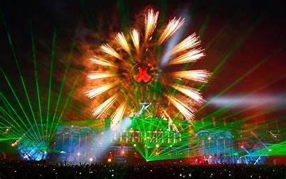 Concert Rave Backgrounds Crowd Background Festival Desktop
