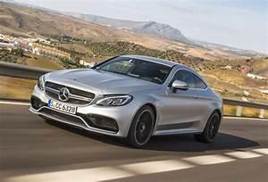Mercedes Classe C Coupé : essai mercedes classe c coup amg 63 s la foudre et la d raison l 39 argus ~ Medecine-chirurgie-esthetiques.com Avis de Voitures