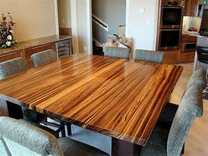 How, To, Make, Furniture, With, Burl, Wood