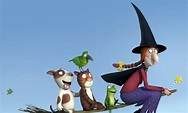 Julia Donaldson: Room on the Broom witch is very much ...