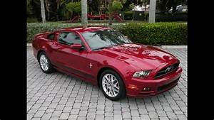 2014 Ford Mustang V6 Premium for sale in FORT MYERS, FL - YouTube