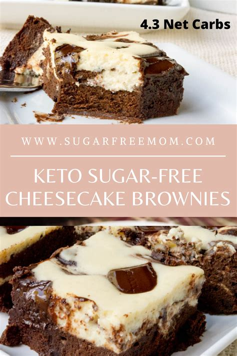Member recipes for gluten free dairy free diabetic. Sugar-Free Cheesecake Brownies {Gluten Free and Low Carb ...