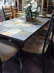 images  wrought iron tile top table