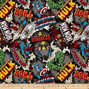 Marvel Comics The Avengers Comic Burst Tan - Discount