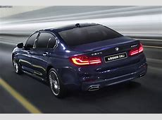 BMW 5er Langversion G38 Alle offiziellen Fotos zum China5er