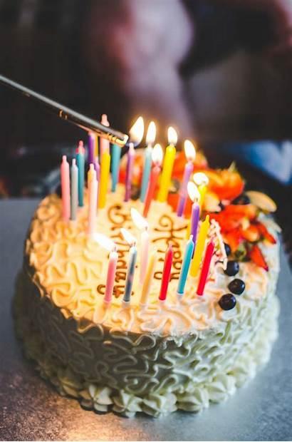 Cake Birthday Unsplash