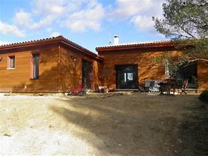 Prix Maison Hors D Eau Hors D Air : maison ossature bois hors d eau hors d air ~ Premium-room.com Idées de Décoration
