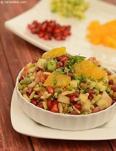 Sprout and Fruit Bhel ( Fast Food Made Healthy) recipe