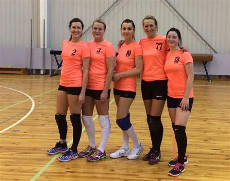 Turpinās novada volejbola čempionāts - Lizuma pagasts