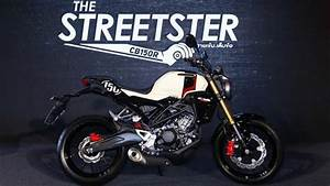 New Honda Cb150r Streetster  2019  Unveiled  Launched In