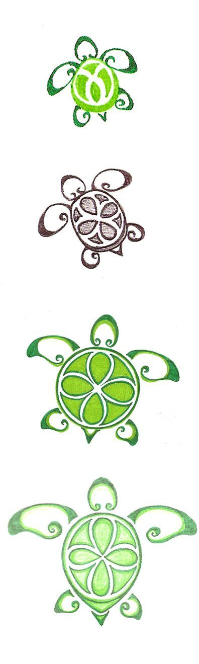 schildkroete schildkroeten tattoo einfach schildkroete