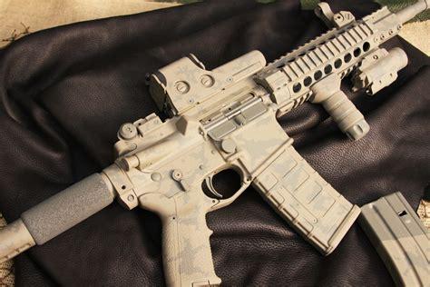assault rifle  ultra hd wallpaper background image