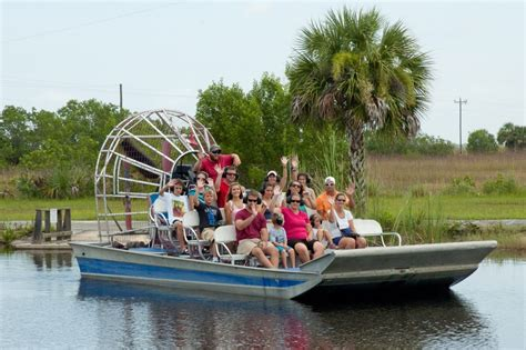 Everglades Boat Trip by Everglades Field Trips Wooten S Everglades Airboat Tours