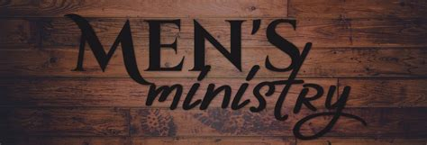 Image result for mens ministry groups