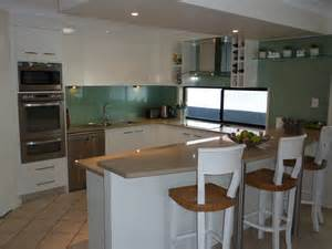 Bulkhead Cabinets by Modifications To Existing Kitchen After