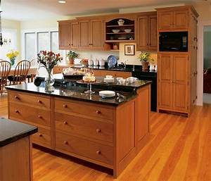 The, Classic, Traditional, Kitchen, Cabinets
