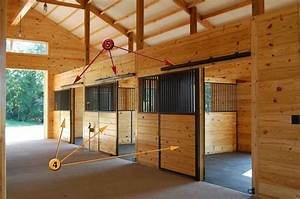 foam insulation in roof | Horse Barn - Stall Design/Look ...