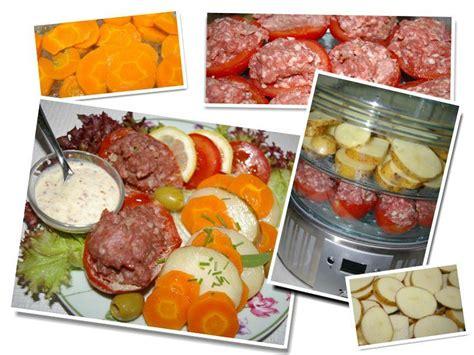 cuire des pates au cuiseur vapeur tomates farcies au cuit vapeur 233 quilibr 233 e color 233 e ma cuisine cr 233 ative