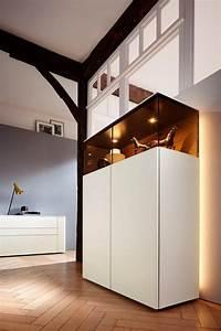 Hülsta Gentis Lowboard : h lsta vitrine gentis h he 143 5 cm kaufen otto ~ Buech-reservation.com Haus und Dekorationen