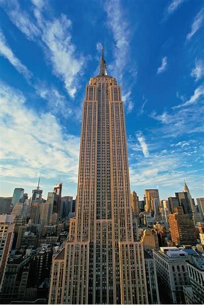 Empire State Building York Reborn