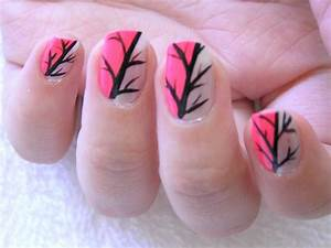 Mind blowing nail art designs with hot pink fashionate