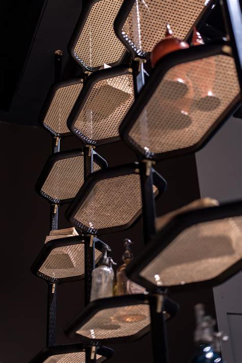 möbel aus metall boden decke b 252 cherregal aus metall libelle by baxter design pietro russo