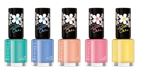Start Summer Early With The Rimmel Colourfest Nail