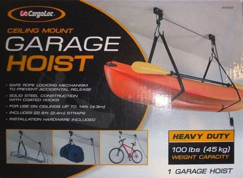 garage ceiling kayak hoist 17 best ideas about kayak hanger on kayak