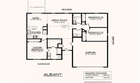 single floor plans single open floor plans boomerminium floor plans