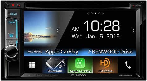 Kenwood Excelon Din Dvd Bluetooth Receiver Ddx