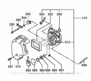 Robin  Subaru Pkv110 Parts Diagram For Air Cleaner Assembly