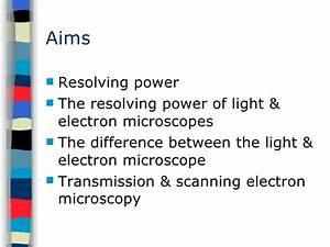 Difference Between Light Microscope And Electron Microscope Electron Microscope