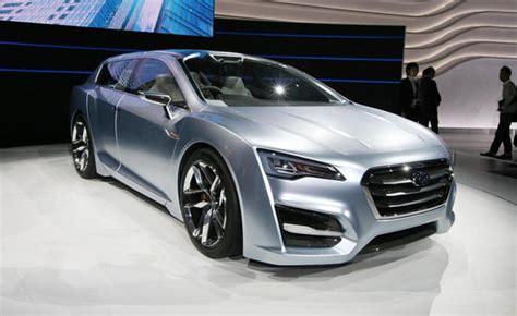 Subaru Prepping Hybrid Vehicle For New York Debut