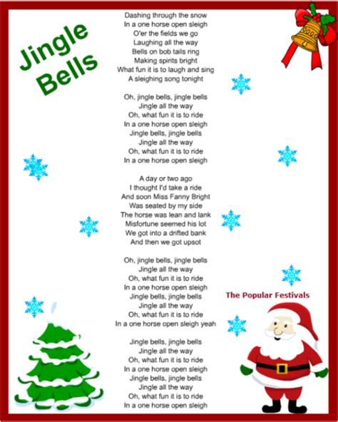 Merry Christmas Song Lyrics 2018 And Happy Holidays