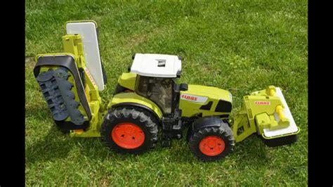 bruder traktor claas disc mower disco    claas