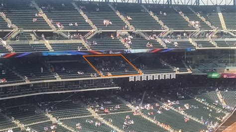 citi field section  rateyourseatscom