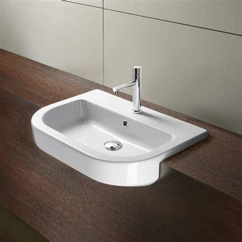 Recessed Bathroom Sink by Semi Recessed Bathroom Sink My Web Value