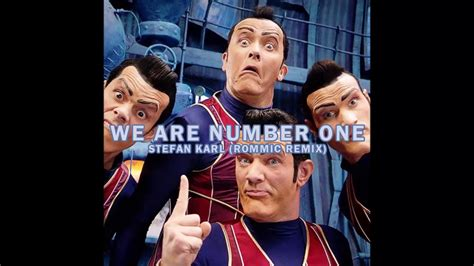 We Are Number One But Remixed By Rommic