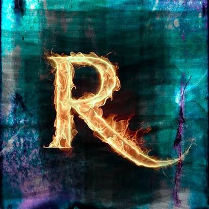 Letter Alphabet Background Fanpop Flames Club