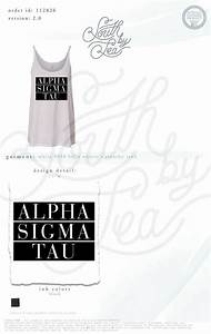 1000 images about alpha sigma tau on pinterest With sorority block letter shirts